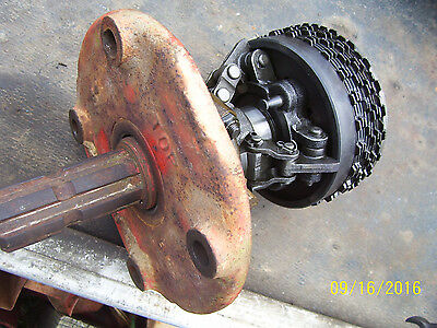 Vintage Ji Case 930 Std  Tractor -Live Pto Assembly - 1966
