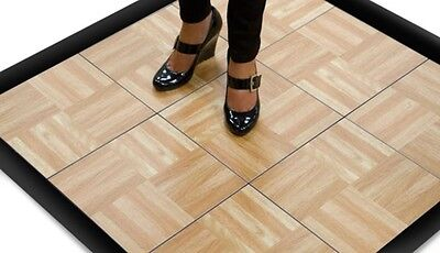 Artificial wood, portable dance floor. Tap floor