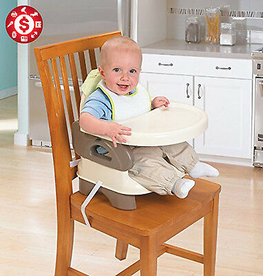Folding Baby High Chair Convertible Table Booster Seat Toddler Feeding Highchair