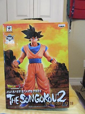 Dragon BallZ Master Stars Piece The Son Gokou 2