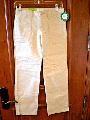 Circo Cargo Pant For Girls Sz 12 New W/tags Beige