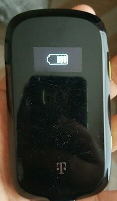 T-Mobile MF61 ZTE 4G Mobile Personal Hotspot GSM Includes Battery /& Charger