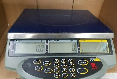 Ohaus EC Series Digital counting Scale 15000g EC15