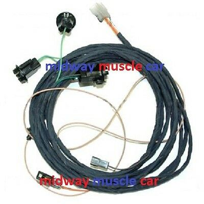 REAR PANEL tail lamp light wiring harness 67 68 Pontiac ... on chevy truck tail light wiring, tail light pigtail harness, chevy tail light cover, chevy tail light circuit board, chevy wiper motor, chevy window regulator, chevy s10 light wiring colors, chevy brake controller wiring diagram, chevy idler arm, chevy tail light wiring colors, chevy door hinge repair kit, chevy silverado replacement tail lights, chevy brake light control box, chevy headlight, chevy fan shroud, chevy brake light switch, chevy silverado tail light harness, chevy tail light bulbs, chevy wiring schematics, chevy colorado tail light wiring diagram,