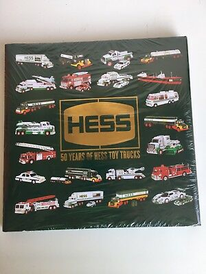 Hess Mini Trucks and Collectors book