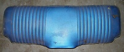 Factory Chrysler 1971 Plymouth Barracuda Lower Rear Bench Seat 3520616