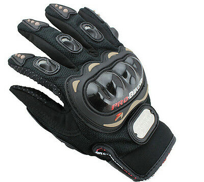 Protect Hands Full Finger Guantes for mens Motorcycle Cycling Bicycle Gloves men
