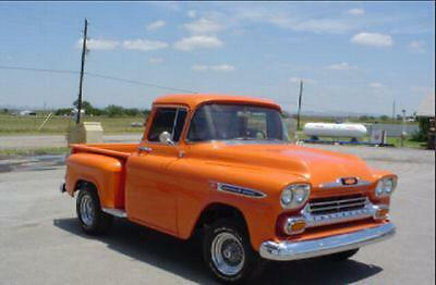 1959 Chevrolet Other Pickups Apache 3100 1959 Apache stepside pickup truck