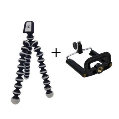 For Camera Phone Portable Mini Flexible Tripod Octopus Stand Phone Stand #yuj