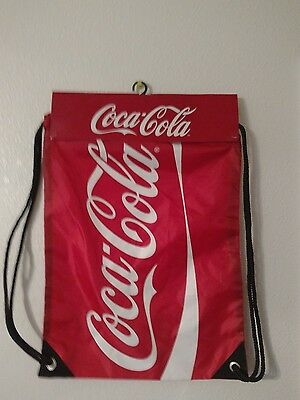 coca cola backpack
