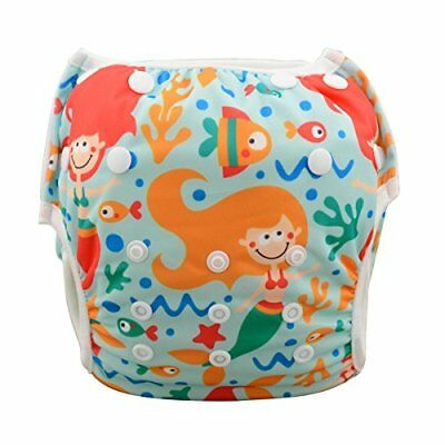 Babygoal Baby Swim diapers Babygoal Reuseable Washable and Adjustable for Swi...