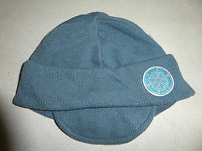 Pumpkin Patch Fully Lined Baby Boys Winter Peaked Beanie Hat Size Medium As New