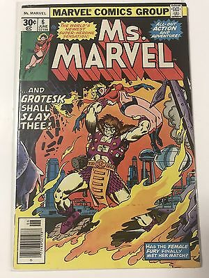 MS MARVEL #6 Avengers Captain America Comic Book FREE COMBINED SHIPPING!!!