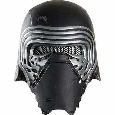 Star Wars Episode VII: The Force Awakens Adult Kylo Ren Half Helmet Multi One...