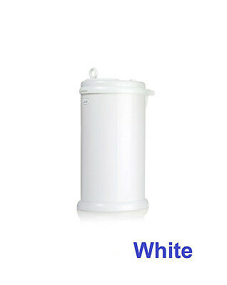 Ubbi Diaper Pail - WHITE COLOR - FREESHIPPING - UNUSED - FACTORY SEALED