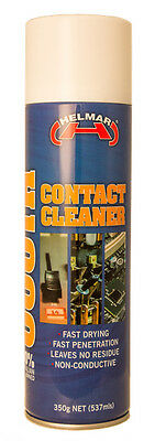Helmar H1000 Contact Cleaner 350g Electronic Electrical Brakes Automotive