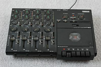 Yamaha mt1x multitrack 4 track cassette recorder mixer for Yamaha mixer replacement parts