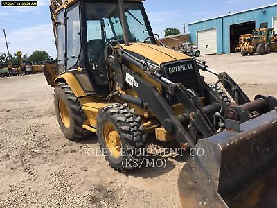 1999 CATERPILLAR 416C Backhoe Loaders