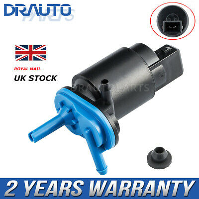 Front & Rear Windscreen Washer Pump For Vauxhall Opel Corsa Astra Omega Vectra