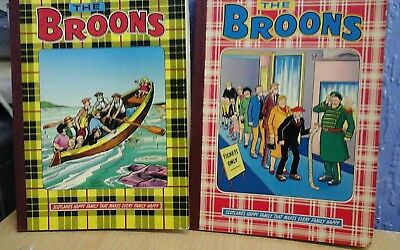2X Broons Annuals