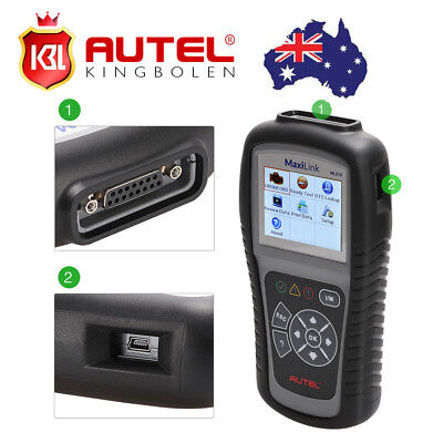Autel MaxiLink ML519 OBD2 Diagnostic Code Reader Car Fault Scanner Tool As AL519