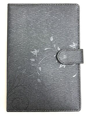 2018 A5 Diary Carnegie Clasp Diary Day to A Page - Blue Buckle