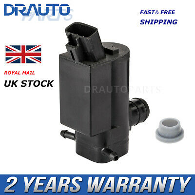 Front Rear Windscreen Washer Pump For Toyota Yaris,cynos Coupe 1.5, Starlet 1.3