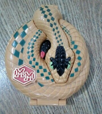 MIGHTY MAX Palace of Poison Snake Playset Bluebird 1993 Orange COMPLETE (MM)