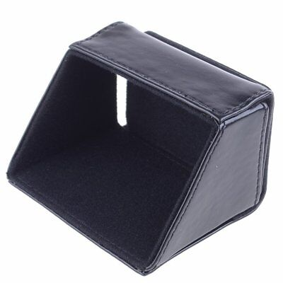 """3.5"""" LCD Screen Sun Shield Hood for DSLR Cameras and Camcorders, such as Canon V"""