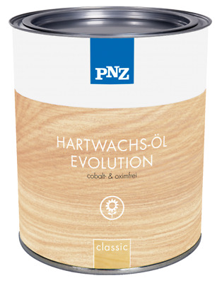 PNZ Hartwachs Öl Evolution