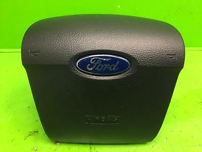 FORD MONDEO Right Airbag Mk4 Drivers  Airbag 07 08 09 10 11 12 13 14
