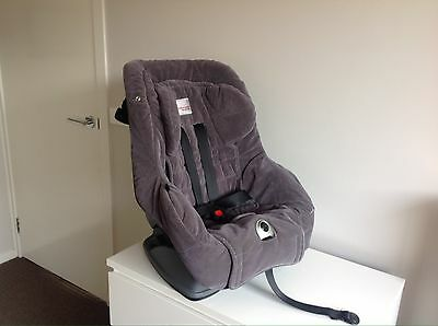 Safe-n-Sound Meridian AHR Grey Convertible Child Baby Car Seat + Tether Strap
