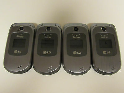 Lot of 4 Revere 2, VN-150S, VN150S Cell Phones, Clean ESNs