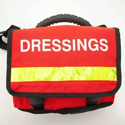 Mini Medic Bag with Dressing wording - Red - RRP £69.99