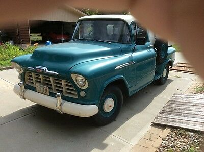 1956 Chevrolet Other Pickups  1956 Chevy 3100 1/2 Ton Pickup