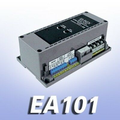 Elbex Ea101 Expanded Interphone Amplifier With Ac Power Supply