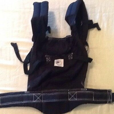 ERGO-baby Carrier, in EUC, w/Padded Shoulder Straps, for Children 15-40 Pounds