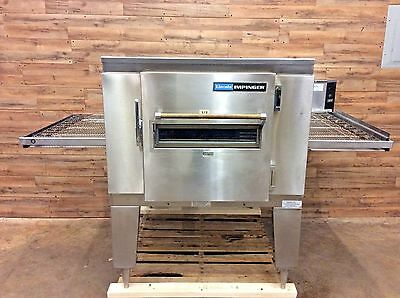 2008 Lincoln 1452-000-U - Electric 1400 Series Impinger Conveyor Pizza Oven