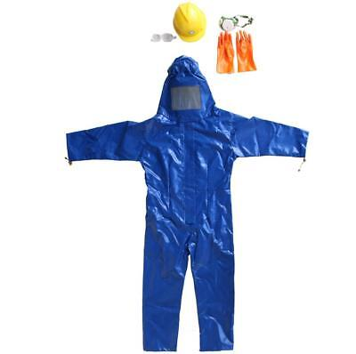 Beekeeping Jacket Veil Bee Dress Chapeau professionnel complet Body Smock