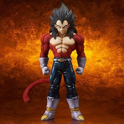 Gigantic series Dragon Ball GT Vegeta Super Saiyan 4 PVC-pai F/S Japan