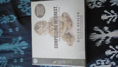 Compelling Interest: The Real Story Behind Roe V. Wade Christian Audio CDs NEW