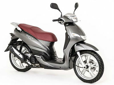 New Peugeot Tweet 125cc  ABS Scooter