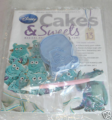 Disney Cakes & Sweets Cake Decorating Collection magazine Partwork #13