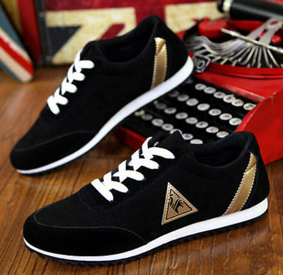 Men's Outdoor sports shoes Canvas Casual Sneakers Running Athletic Shoes