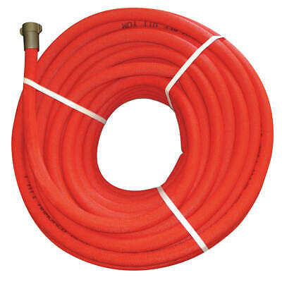 "ARMORED REEL Booster Fire Hose,1"" ID x 50 ft., G541ARMRE50N"