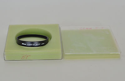 Nikon 5T Close Up Adapter Lens, high quality, very good condition