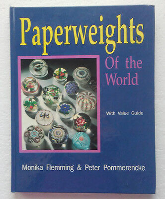 Paperweights of the World with Value Guide (1993)