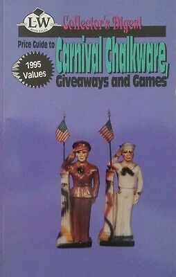 Carnival Chalkware value guide collector's book