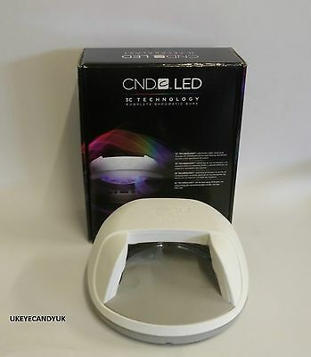 CND LED LAMP Cures Shellac Brisa 100% ORIGINAL GENUINE Curing Light Nail Dryer