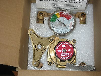 LEONARD VALVE TA-300 Emergency Mixing Valve System NEW Priced VERY LOW!!